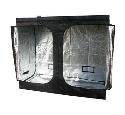 Hydroponics Complete Indoor Grow Tent Filter Light Kit 200cm x 200cm x 200cm UK