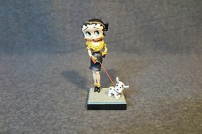 "Beety Boop Danbury Mint ""Out For A Stroll"" Collector Figurine Statue"