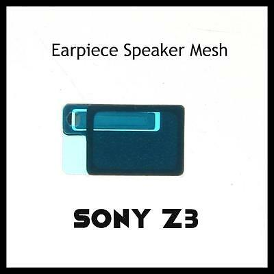 Earpiece Speaker Adhesive Tape Mesh Grill For Sony Xperia Z3 D6603 D6643 D6653