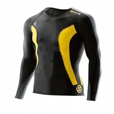Skins DNAmic Men's Long Sleeve Compression Top DA99050059238