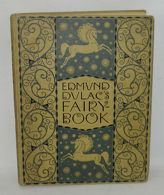 Edmund Dulac's Fairy Book Tales Of The Allied Nations Illustrated