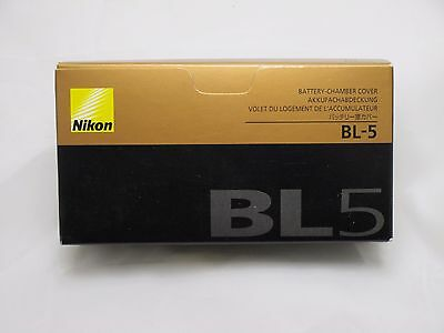 Nikon BL-5 Battery Chamber Cover for D-800 and D-810 DSLR W/ MBD12 - NEW-  27008