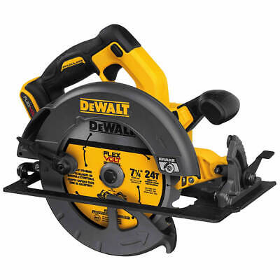 DEWALT DCS575B FLEXVOLT 60-Volt MAX 7-1/4 in. Circular Saw W/Brake (Tool Only)