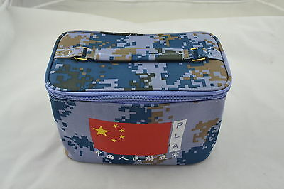 Military Surplus China NAVY the PLA Soldiers Mess Kits Carrying Bag