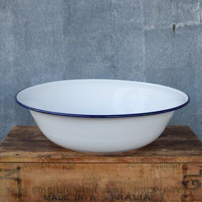 Falcon enamel wash basin