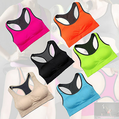 2017 New Style Super Comfort High Impact Breathable Running Gym Sports Bra