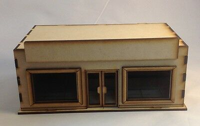 STORE FRONT SHOP Building MDF Terrain 28mm The Walking Dead Miniatures US  Seller