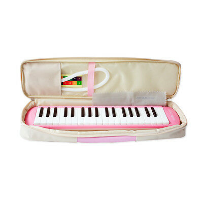 Youngchang 37 Piano Keys Students Melodica YM-NK37 Made in Korea Melodion Pink