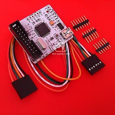 X360 Super Nand Flasher LPC2148 Development board