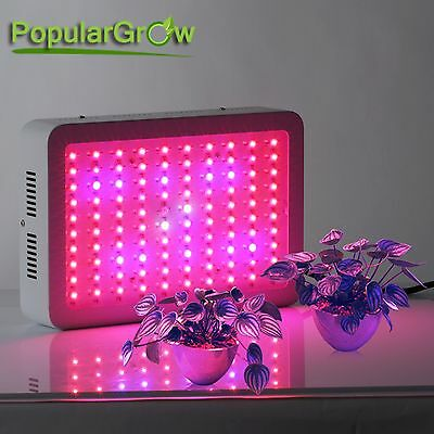 300w Led Cultivo Plantas Interior para Hidroponia Plantas grow light panel bloom