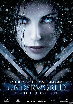 Underworld Poster 1 - Various Sizes - Price Includes Uk Post - Kate Beckinsale