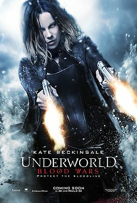 Underworld Poster 7 - Various Sizes - Price Includes Uk Post - Kate Beckinsale