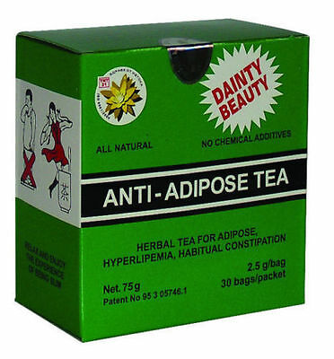 Anti-Adipose Green Tea Weight Loss With Detoxifying and  Laxative Effect 75g