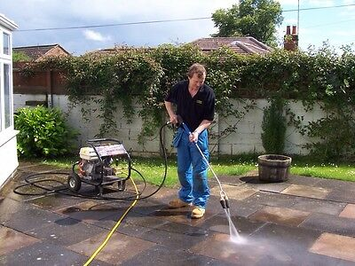 Pressure Washing Business (Complete Business Start up Package)