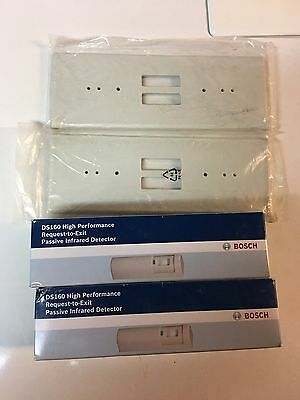 Lot Of 2 Bosch DS-160 Rex Motion