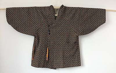 Authentic Japanese polyester dochugi jacket, Japan import, for women (I1189)