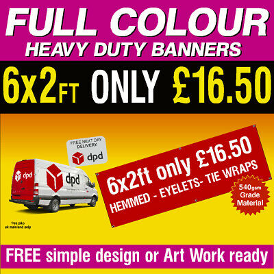 PVC Banners Outdoor Vinyl Banner Printing Heavy Duty Advertising Sign