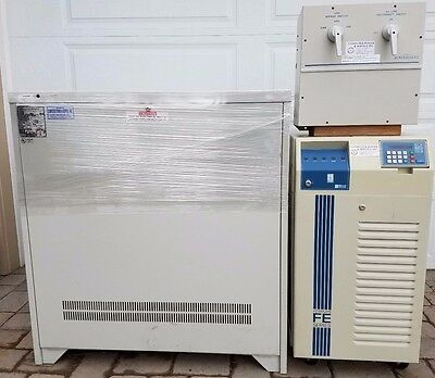 Eaton/Best Power Ferrups FE18KVA UPS Power Battery Cabinet & Transfer Switch
