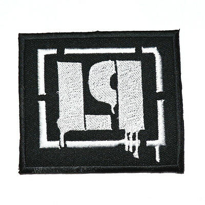 Linkin Park Hard Rock Music metal Band Punk Jacket Shirt Clothing Bag Iron patch