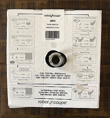 Robot Coupe 28004 Slicer Disc 4Mm Cl50 New In Box