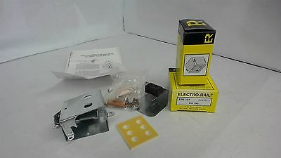 Lot Of 2-Electro-Rail Ers-107 End Cap