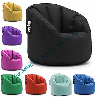 Joe Milano Bean Bag Chair Multiple Colors Available Comfort For Kids