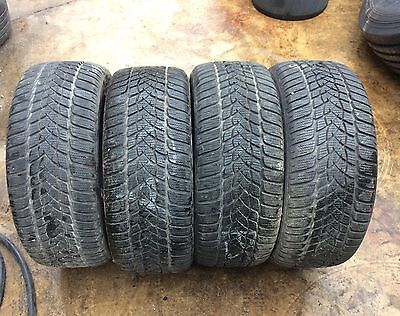 X4 Pneumatici Gomme Goodyear Ultragrip Performance 225/45R17 91H Usate