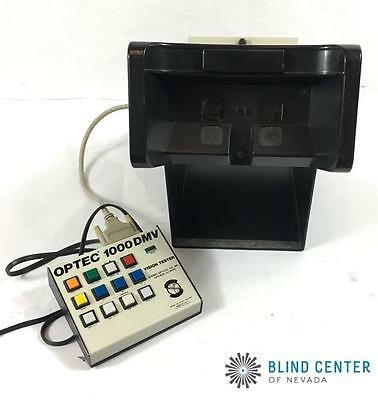 Stereo Optical Optec 1000 DMV Vision Tester Driving Vision Test