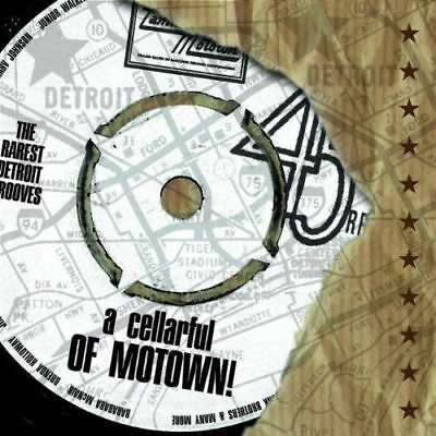 Various Artists - A Cellarful Of Motown NEW CD