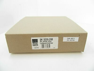 SK 3239.200 SK3239200 Rittal Air Outlet Filter  (New In Box)