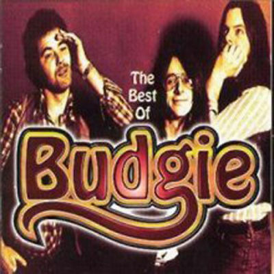Budgie - The Best Of Budgie NEW CD