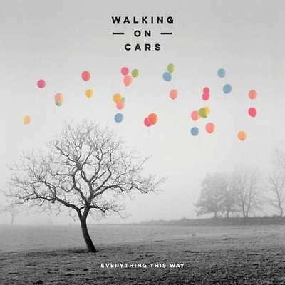 Walking On Cars - Everything This Way NEW CD
