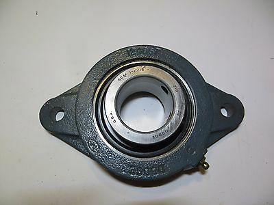 F2B-SCM-111 size 1-11/16 Dodge Ball Bearing Flange Unit