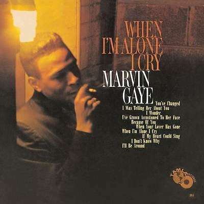 When I'm Alone I Cry : Marvin Gaye NEW LP (5353647     )