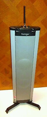 "Frontrow 925rs-216 31"" Tall Two-Way Standing Speaker PA with Microphones"