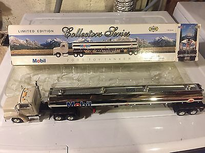 Mobil Collectors Edition Toy Tanker