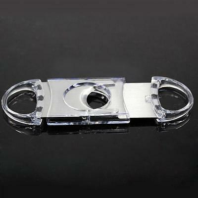 Blades Scissors Pocket Cigar Stainless Steel Cutter Plastic