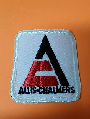 Tractor Logo Allis Chalmers (Farming) Patch