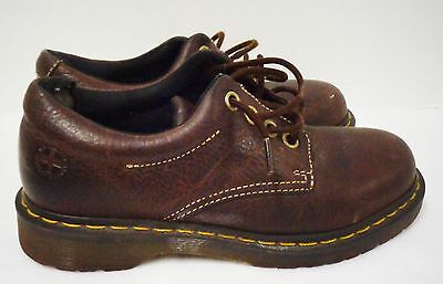 Dr. Martens Women's Shoes Size 7 (Brown Oxford Leather Uppers) Pre-owned
