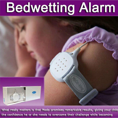 Bed Wetting Alarm for Kids Baby Patients Eliminate Bedwetting Nocturnal Enuresis