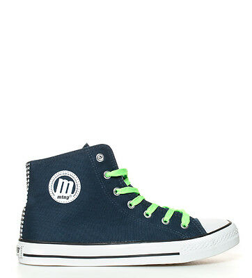 Mustang - Zapatillas  Trend High  navy