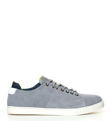 Much More - Zapatillas de piel Bliss gris