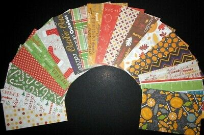 18 All Occasion Papers *MEMORIES*  Scrapbooking -  Cardmaking - Paper Crafts