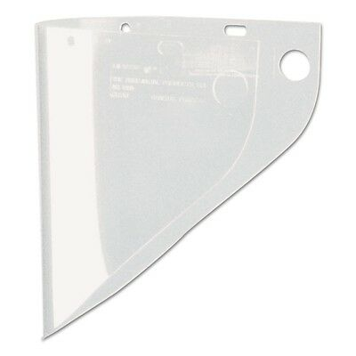 High Performance Face Shield Window, Extended Vision, Propionate, Clear