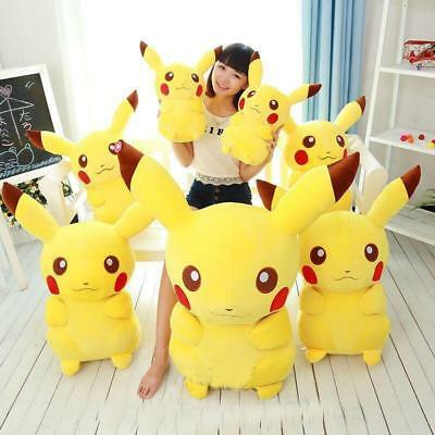 HOTpoupée peluche animaux Anime pokemon pikachu soft plush toy gift stuffed ani