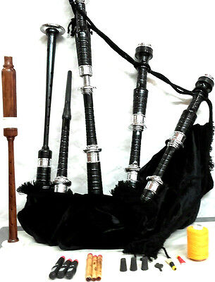 Bagpipes Beginner Full Set with book Learn to play bagpipe Ready to play