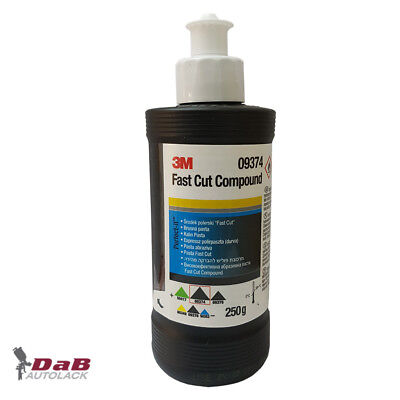 "3M 09374 Perfect-it III ""Fast Cut Compound"" Schleifpaste 250ml"