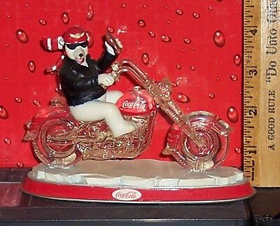 COCA - COLA CRUISERS COLLECTION ONE COOL RIDE FIGURINE no box
