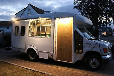 Food Truck for Sale! Fresh, Never Used Equipment