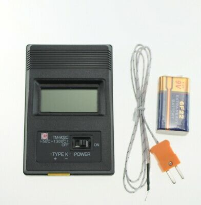 Sonda Temperatura Digital   TM-902C